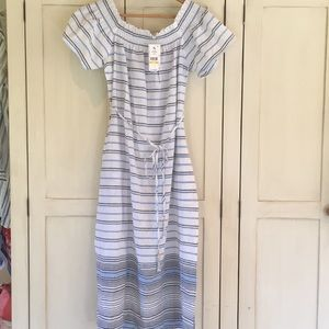 NWT TOMMY BAHAMA linen dress